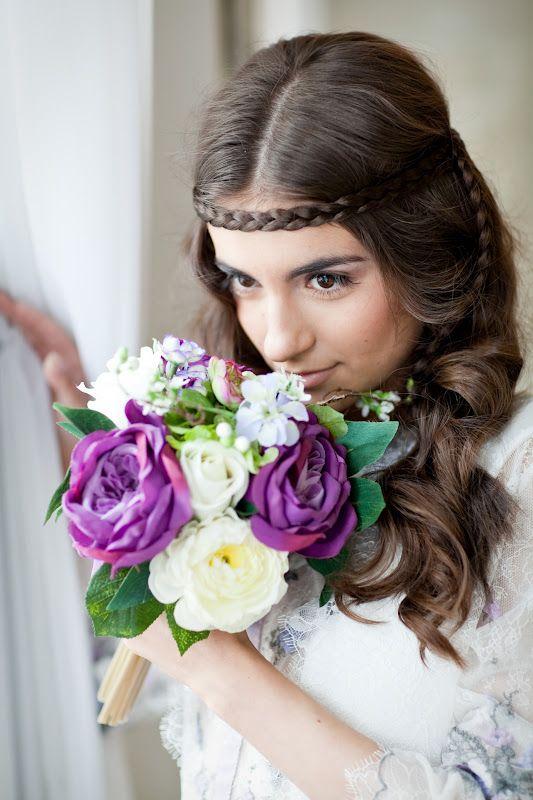 """сьемка для журнала """"Style Wedding"""" - фото 1214511 Юлия Куницына - макияж и прически"""