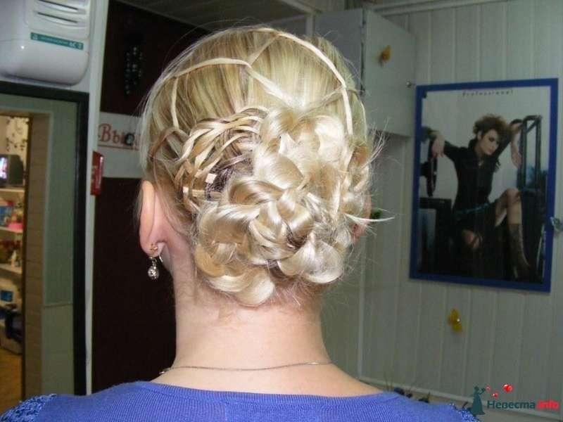 плетение - фото 124727 Свадебный стилист Марина Комарова