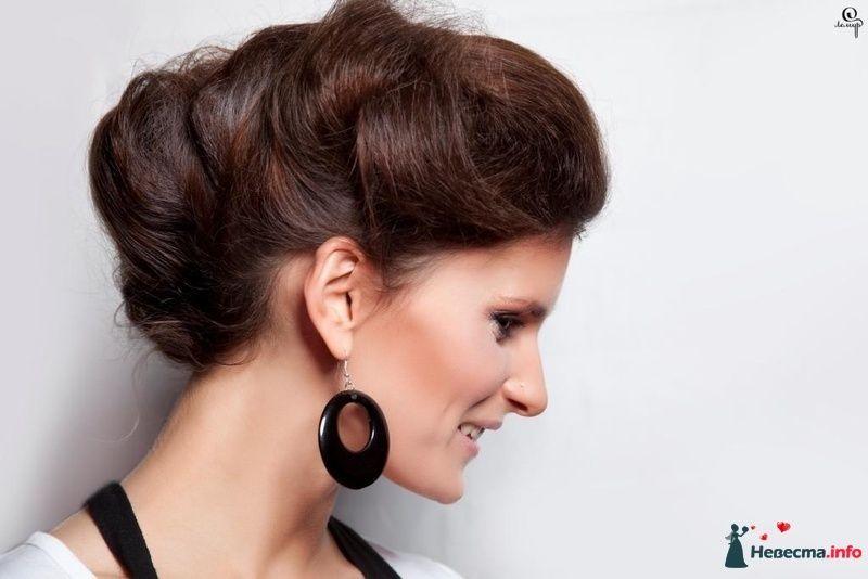 причёска за 5 минут - фото 124732 Свадебный стилист Марина Комарова