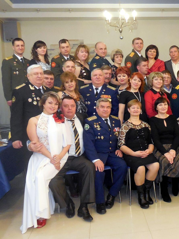 Фото 2308030 в коллекции На празднике офицеров... - Ведущая Татьяна Кулакова