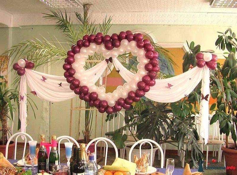"""Фото 123683 в коллекции Оформление  воздушными шарами - Агентство """"Баттерфляй"""" оформление"""