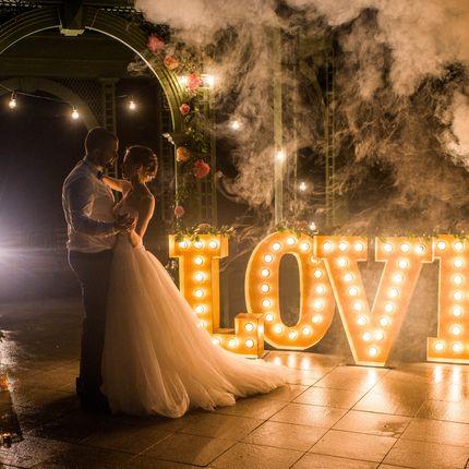 Симолическая церемония регистрации брака на ВДНХ