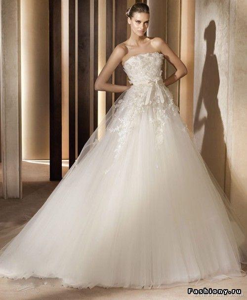 """Фото 1202889 в коллекции Мои фотографии - Свадебное ателье """"Оттенки белого"""""""