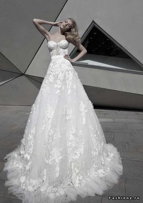 """Фото 1202893 в коллекции Мои фотографии - Свадебное ателье """"Оттенки белого"""""""