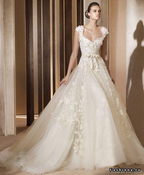"""Фото 1202897 в коллекции Мои фотографии - Свадебное ателье """"Оттенки белого"""""""