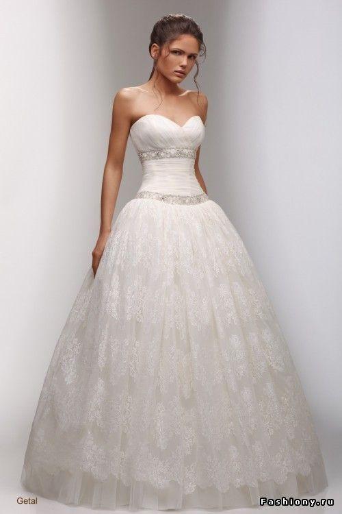 """Фото 1202905 в коллекции Мои фотографии - Свадебное ателье """"Оттенки белого"""""""
