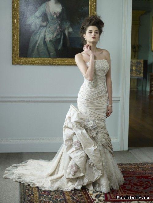 """Фото 1203145 в коллекции Мои фотографии - Свадебное ателье """"Оттенки белого"""""""