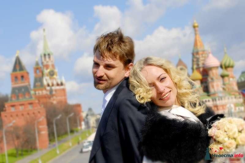 Фото 125555 в коллекции Свадьба Кирилл и Елена - Студия свадебной фото и видео съемки ''Кадр36''