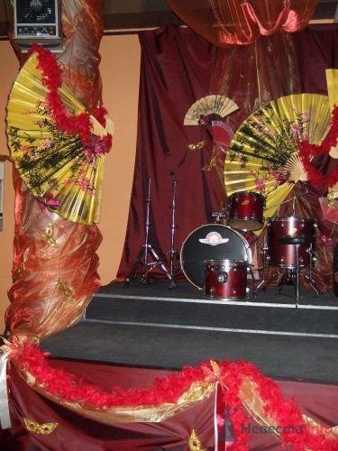 Декоративное оформление зала - фото 12289 Arlecchino - cвадебное агентство