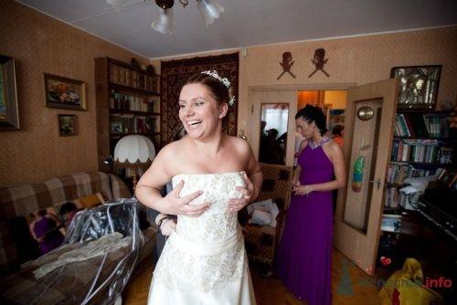 Фото 11199 в коллекции Утро перед свадьбой - Катосик