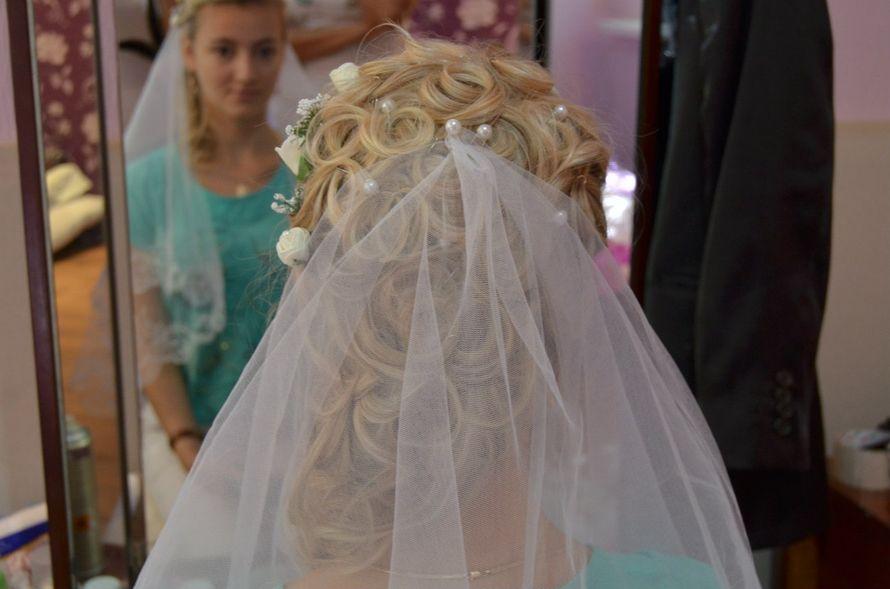 Фото 1224945 в коллекции  - Свадебные прически, вечерние - Татьяна Иванова