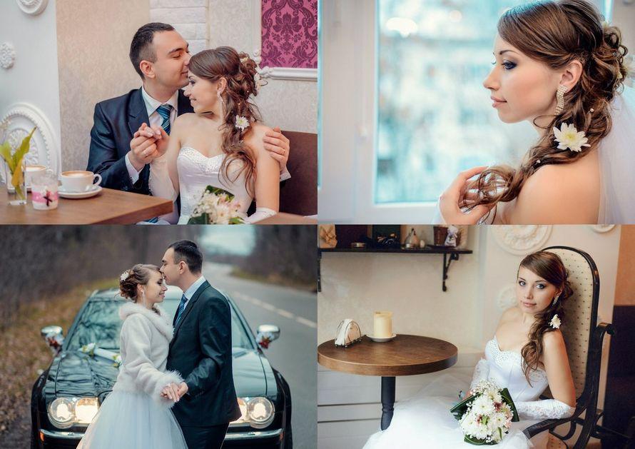 Фото 1903421 в коллекции  - Свадебные прически, вечерние - Татьяна Иванова
