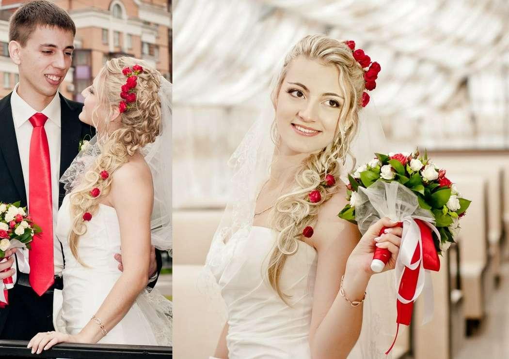 Фото 1903425 в коллекции  - Свадебные прически, вечерние - Татьяна Иванова