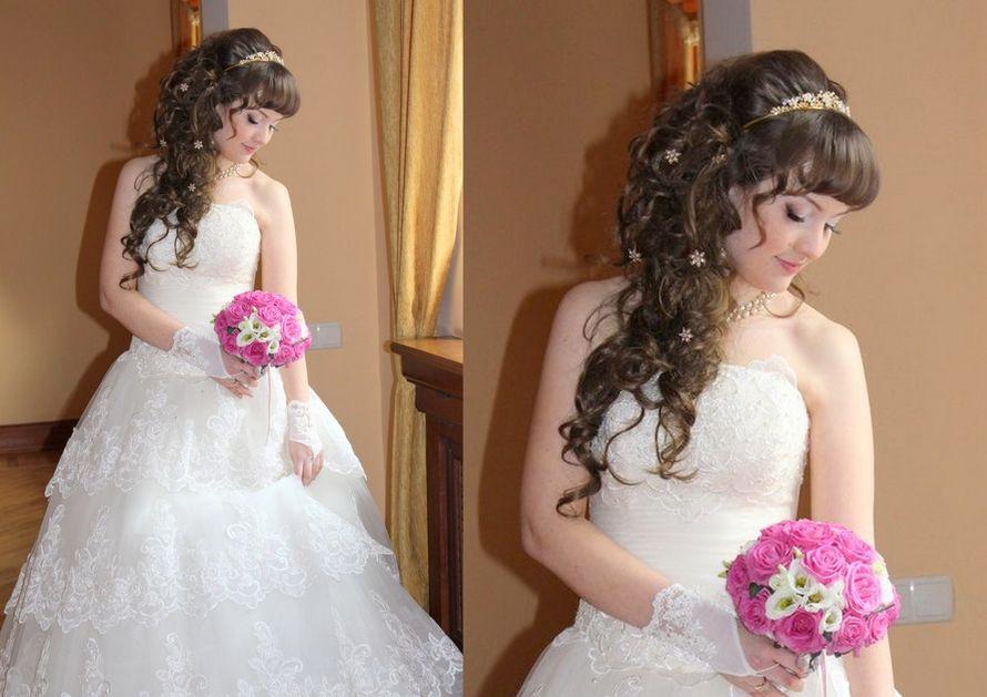 Фото 2063628 в коллекции Мои фотографии - Свадебные прически, вечерние - Татьяна Иванова