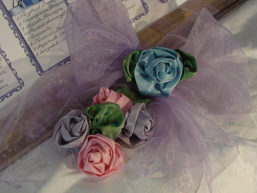 Фото 1232077 в коллекции Сиреневая свадьба - Holiday Fantasy - оформление и аксессуары