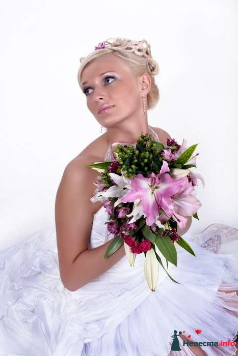 Фото 127239 в коллекции Свадебное портфолио - Анна Калашникова