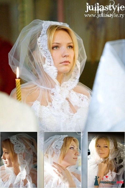 Фото 131852 в коллекции Фотографии свадебных причесок - Свадебный стилист Юлия Зайченко