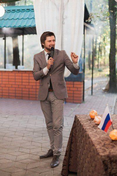 Фото 3577035 в коллекции Портфолио - Ведущий Андрей Солодов