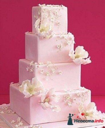 """Фото 128234 в коллекции Свадебные торты - """"Мир Любви"""" - студия свадебных услуг"""