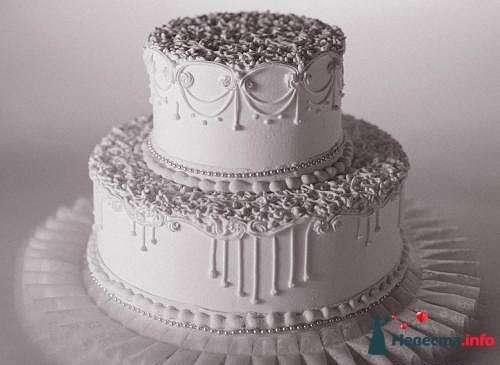 """Фото 128292 в коллекции Свадебные торты - """"Мир Любви"""" - студия свадебных услуг"""