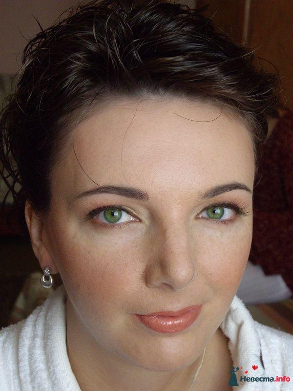 Фото 128378 в коллекции Свадебный АЭРОмакияж. - Татьяна Галкина - визажист международного уровня