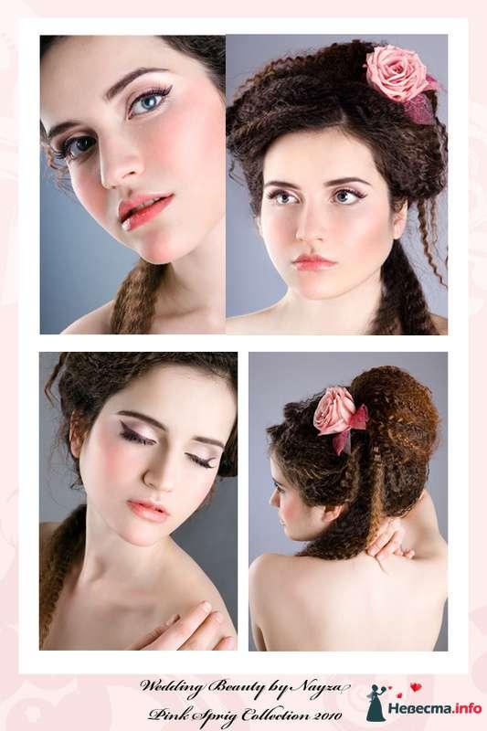 Фото 129256 в коллекции Pink! | Wedding collection by Nayza | S/S 2010 - Nayza - Professional beauty