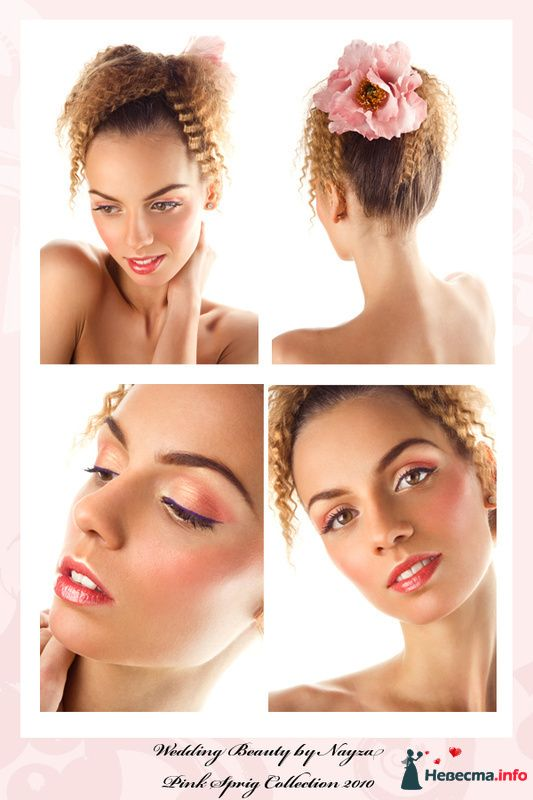 Фото 129261 в коллекции Pink! | Wedding collection by Nayza | S/S 2010 - Nayza - Professional beauty