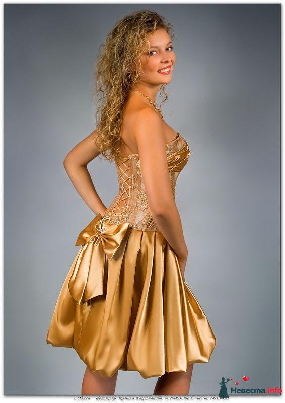 "SUSANNA  - фото 131453  ""Lovelystuff"" - пошив платьев"