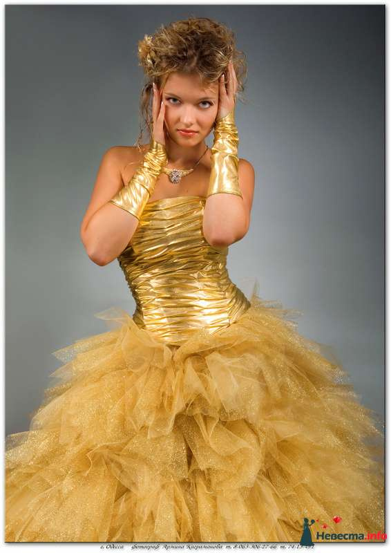 "GOLDY - фото 131467  ""Lovelystuff"" - пошив платьев"