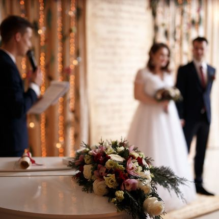 Организация свадеб под ключ