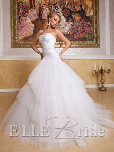 Фото 1256065 в коллекции Мои фотографии - ELLE Bride - свадебный салон