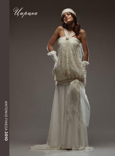 Свадебное платье Цирцея - фото 1265571 Ворогушина Анна