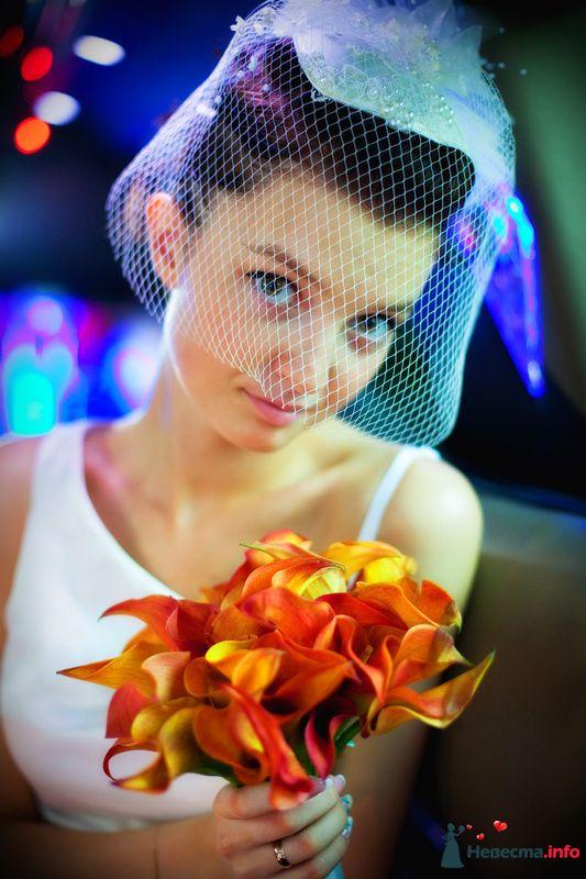 Фотосъемка в лимузине - фото 129704 Свадебный фотограф Максим Чесалин