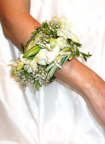 Как сделать браслет невесте