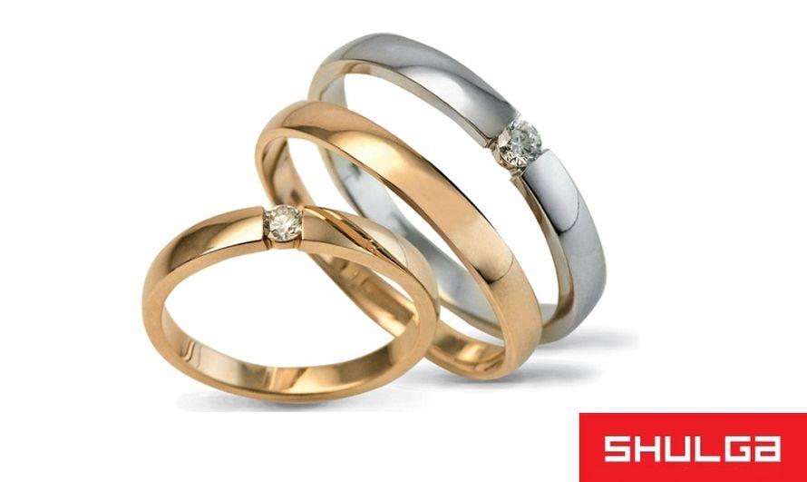 Обручальные кольца КАННЫ - фото 1276703 SHULGA - ювелирная компания