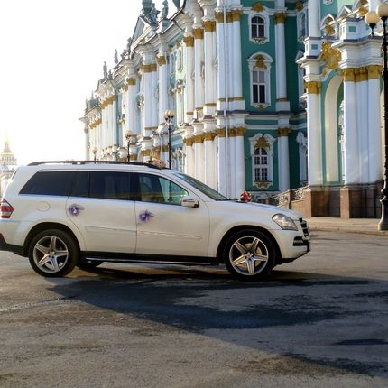 Mercedes GL - аренда на 1 час