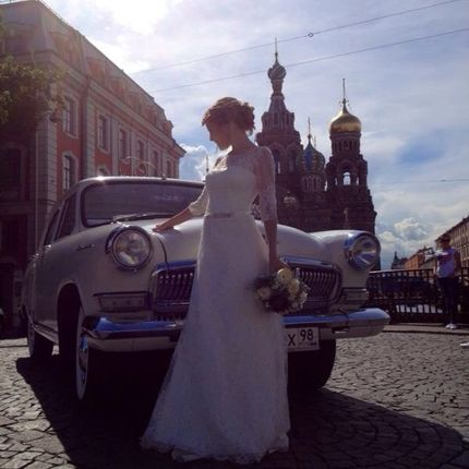Волга ГАЗ 21 - аренда на 1 час