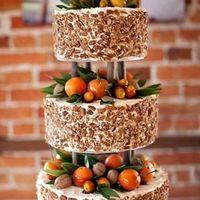 Свадебный торт 2014