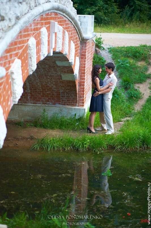 Фото 34619 в коллекции Наша Love story в Кузьминках  - Rainbow