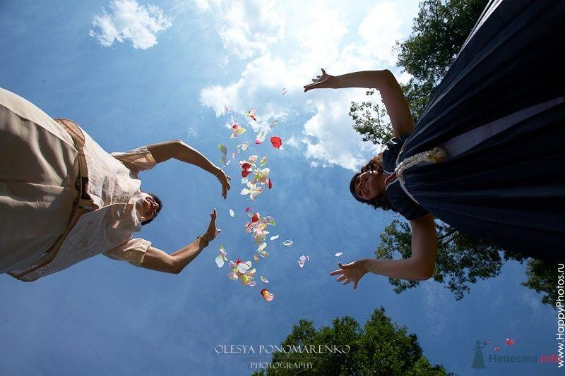 Фото 34620 в коллекции Наша Love story в Кузьминках  - Rainbow