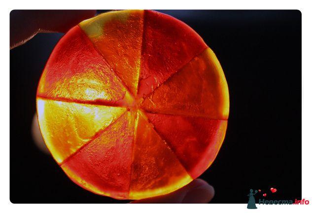 Апельсинчик на просвет - фото 93875 Rainbow