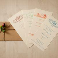 Пригласительные на  свадьбу (дизайнерская бумага, индивидуальный конверт,декор конверта)