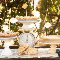 Сладкий стол с пирогами