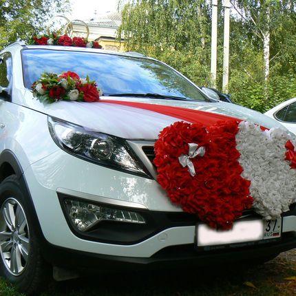 Свадебный кортеж KIA Sportage-3