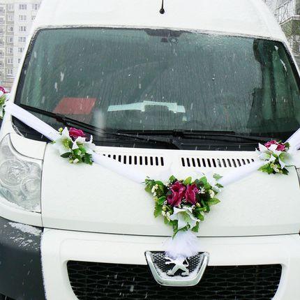 Свадебный автобус Peugeot Boxer