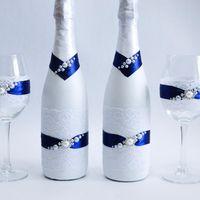 свадебные аксессуары, шампанское, бокалы, приглашения.
