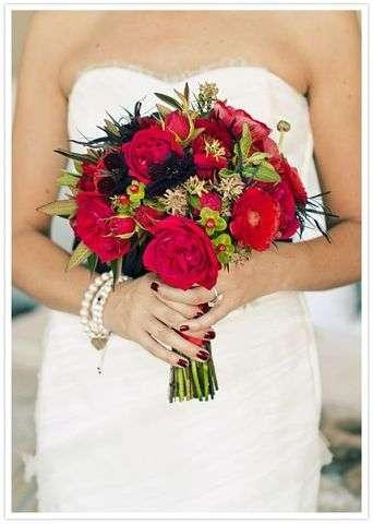 Фото 2689225 в коллекции Мои фотографии - Галерея цветов - Свадебное оформление