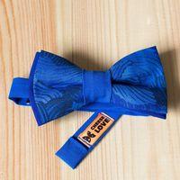 Галстук-бабочка акварельная синего цвета Стоимость 790р.  Чтобы заказать пишите в л.с.  или по т. +7 950 038 54 26