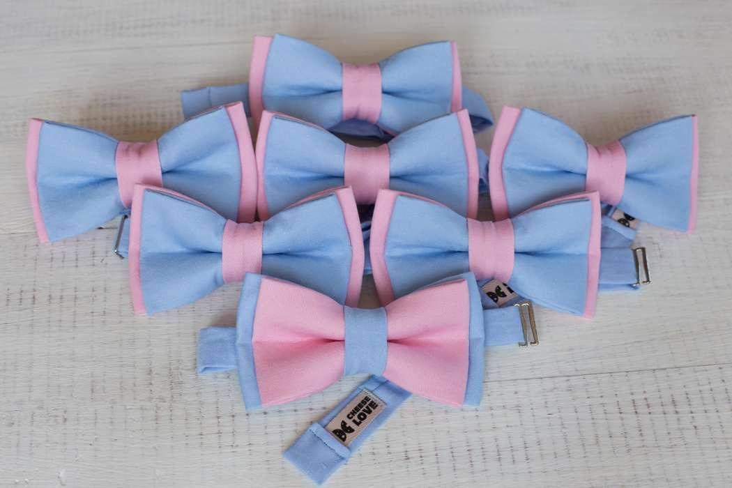 Фото 17459282 в коллекции Галстук-бабочка на свадьбу - CheeseLove - дизайнерские аксессуары ручной работы