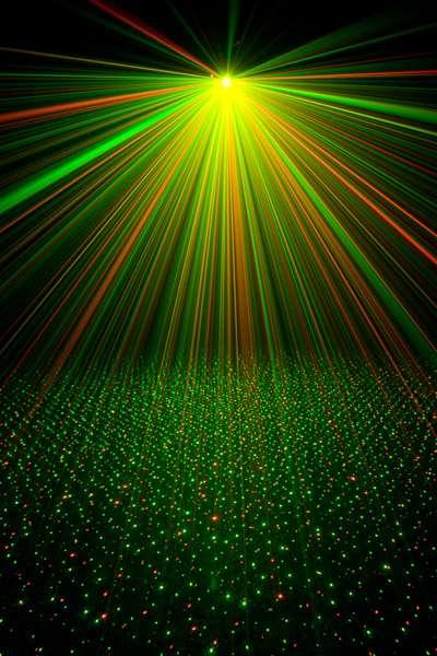 Фото лазерного эффекта. - фото 1387183 DJ МорозOFF